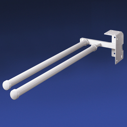 Hailo Towel Rail with 2 bars