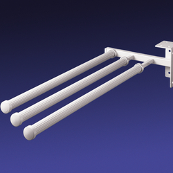 Hailo Towel Rail with 3 bars
