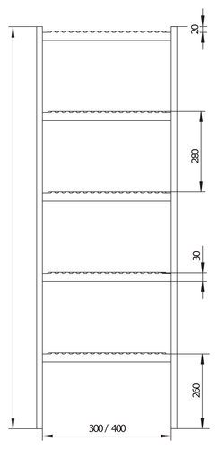 schachtleitern hailo professional. Black Bedroom Furniture Sets. Home Design Ideas