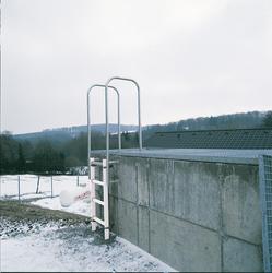 Übersteigbügel aus Edelstahl 1.4301 / ASTM 304