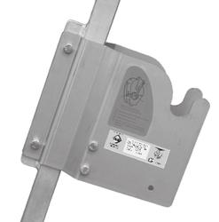 Halteblech für HRA am Unterarm des Auslegearm ASS