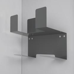 Broom/Wiper Holder dark grey