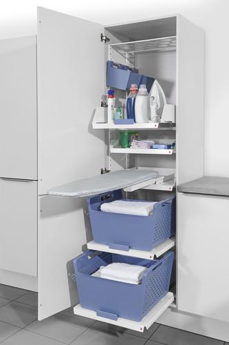 Laundry Area - Auszug mit Wäschekorb - 3271101 - Hailo Einbautechnik