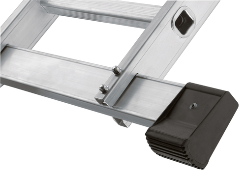 hailo profistep combi escalera combinada 4x3 pelda os aluminio ebay. Black Bedroom Furniture Sets. Home Design Ideas