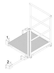 Wandhalter-Unterkonstruktionen